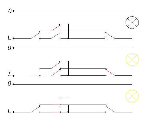 электрическая схема ушм